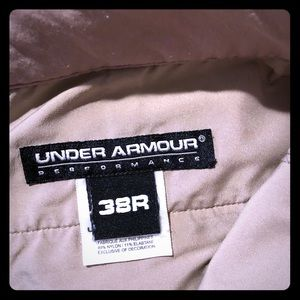 Under Armour performance shorts